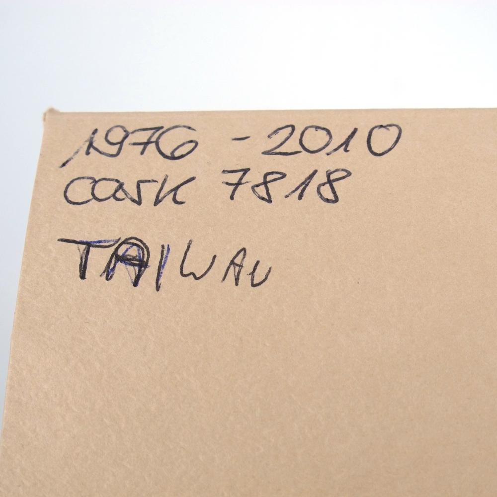 Karuizwawa 1976 Single Cask #7818 / Geisha Label
