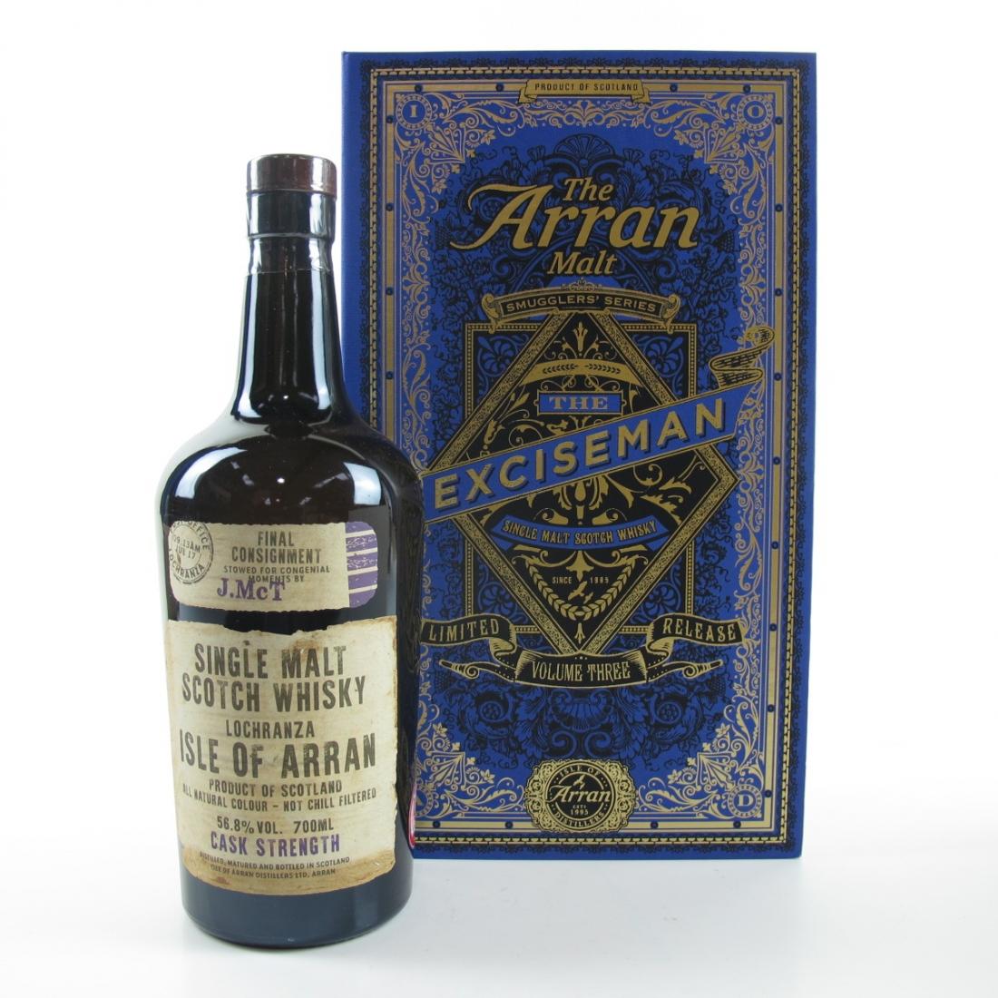 Arran Smugglers' Series Volume 3 / The Exciseman