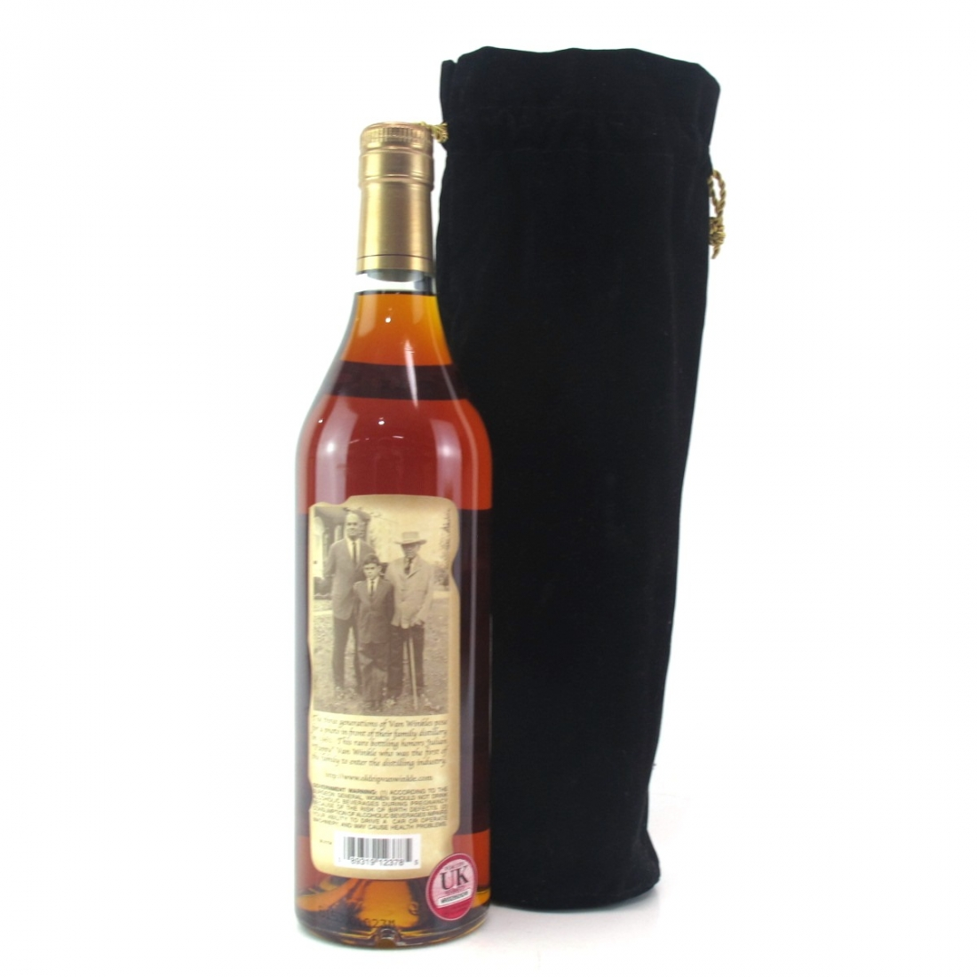 Pappy Van Winkle23 Year Old Family Reserve