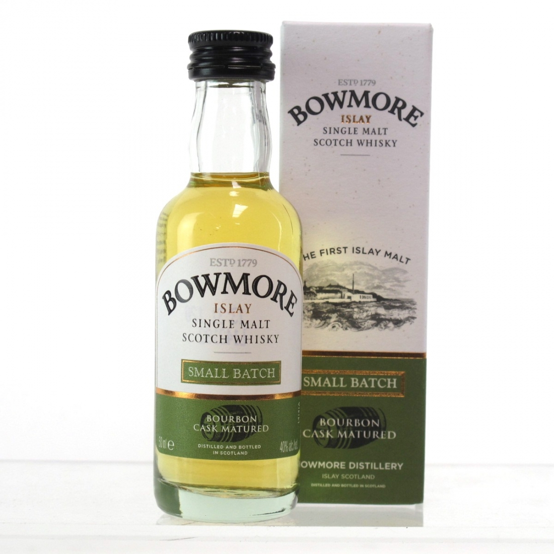 Bowmore Small Batch Miniature 5cl