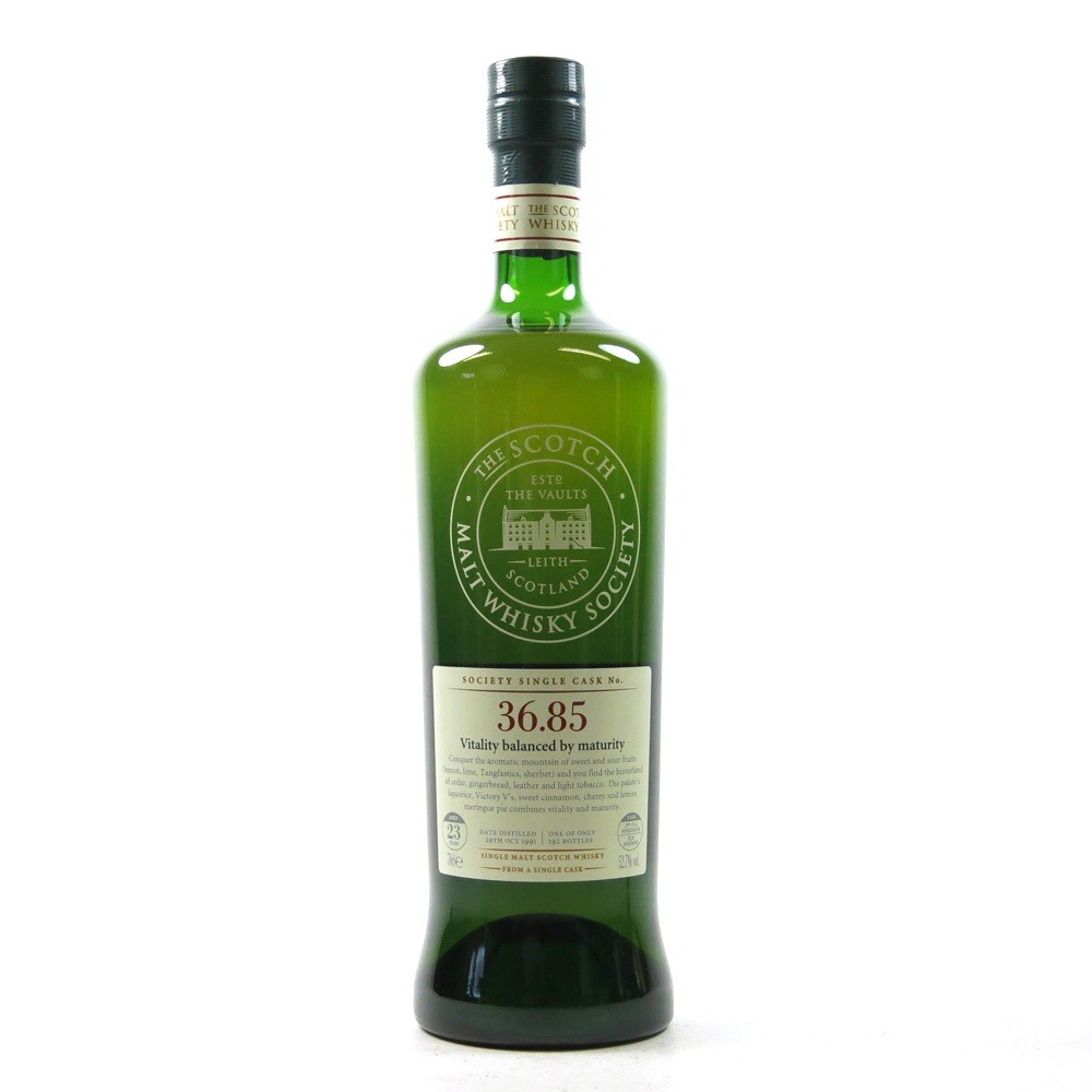 Benrinnes 1991 SMWS 23 Year Old 36.85