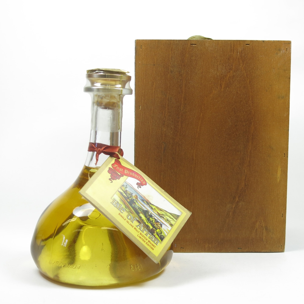 Arran First Production Decanter