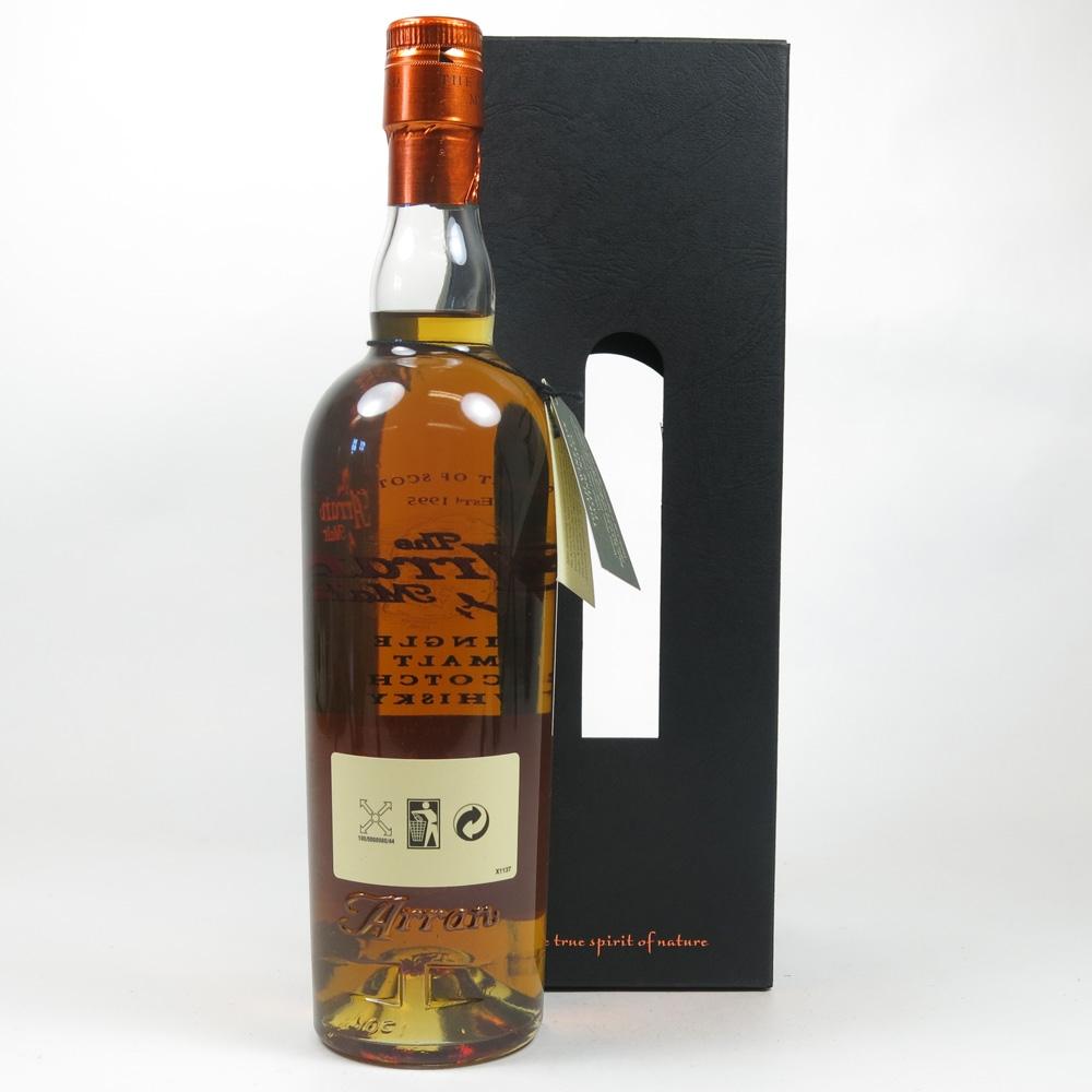 Arran Tokaji Aszu Wine Cask Finish