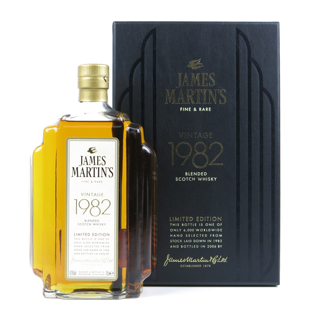 James Martin's 1982 Blend