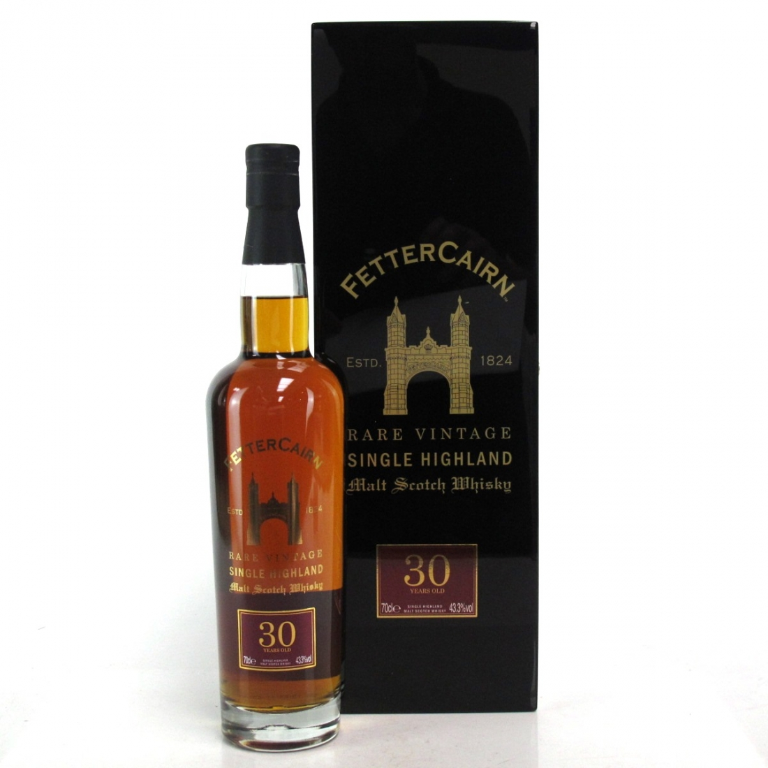 Old Fettercairn 1978 30 Year Old