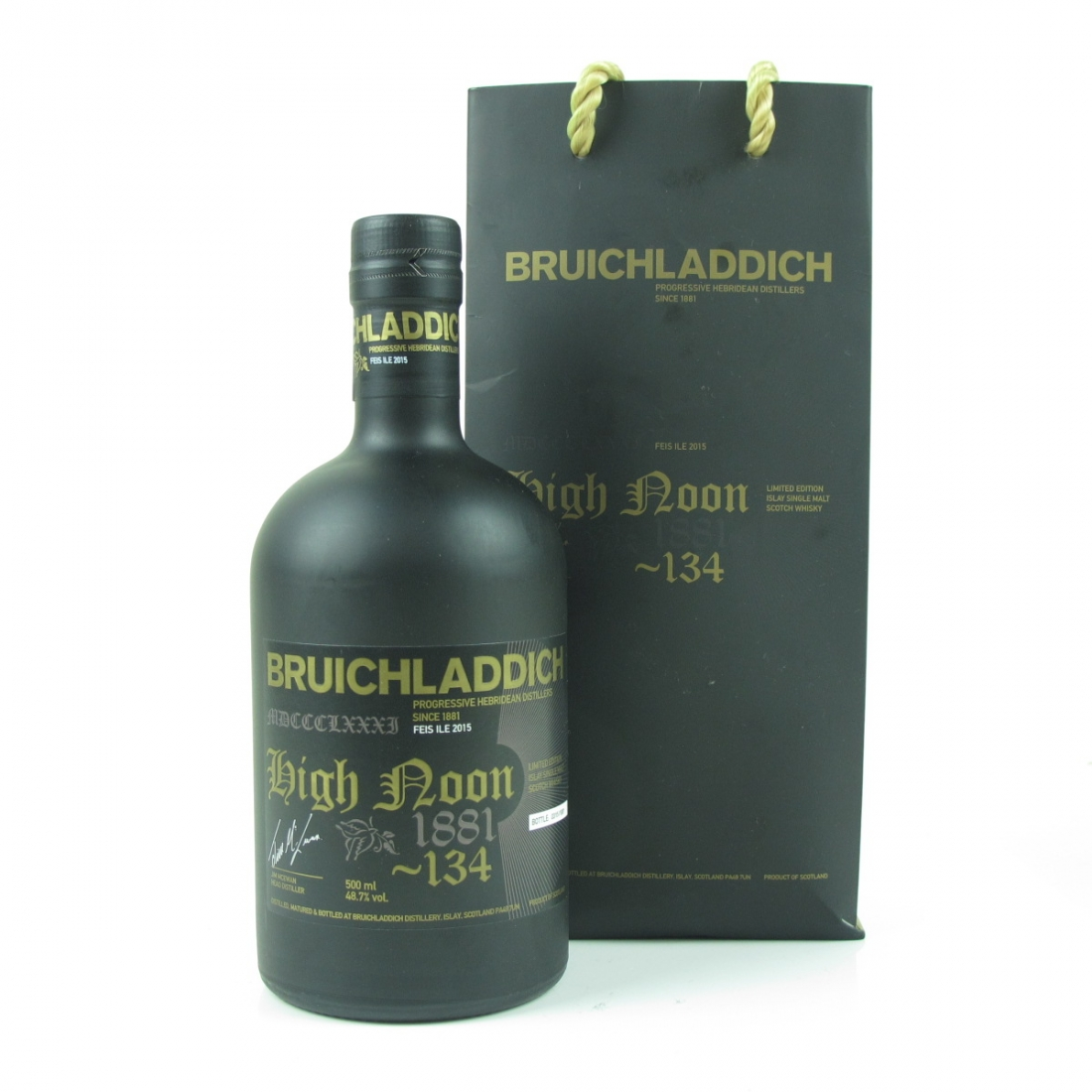 Bruichladdich Black Art High Noon