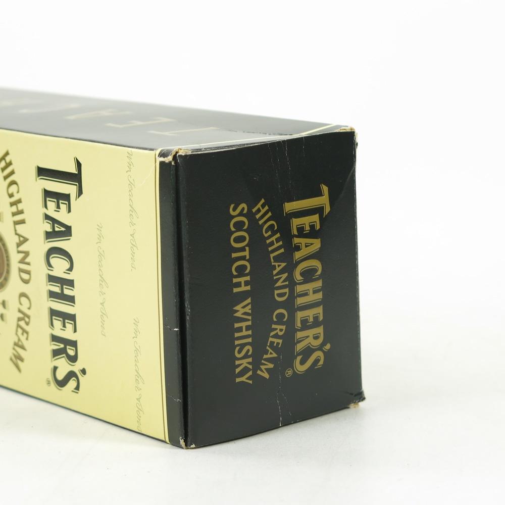 Teacher's Highland Cream 1980s 75cl