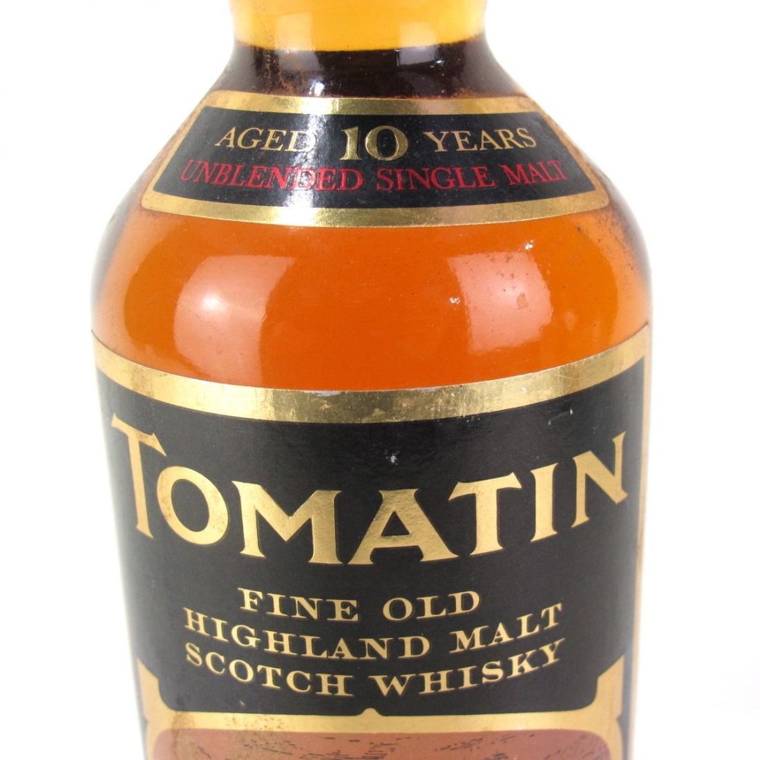 Tomatin 10 Year Old 1970s