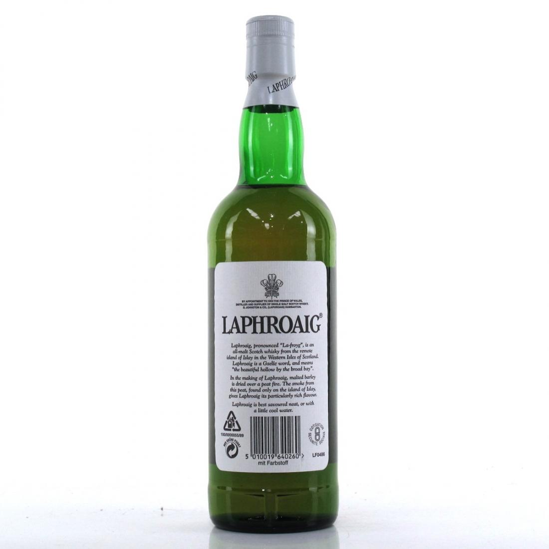 Laphroaig 10 Year Old 1990s
