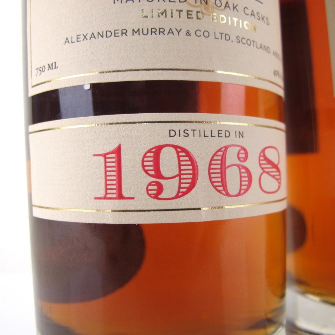 Glenlivet 1968 Alexander Murray 45 Year Old 2 x 75cl / US Import
