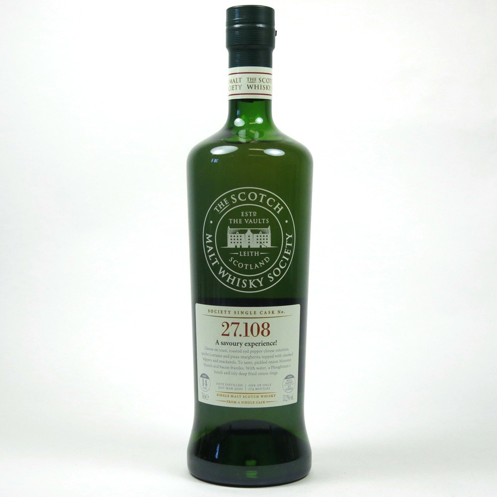 Springbank 2000 SMWS 14 Year Old 27.108
