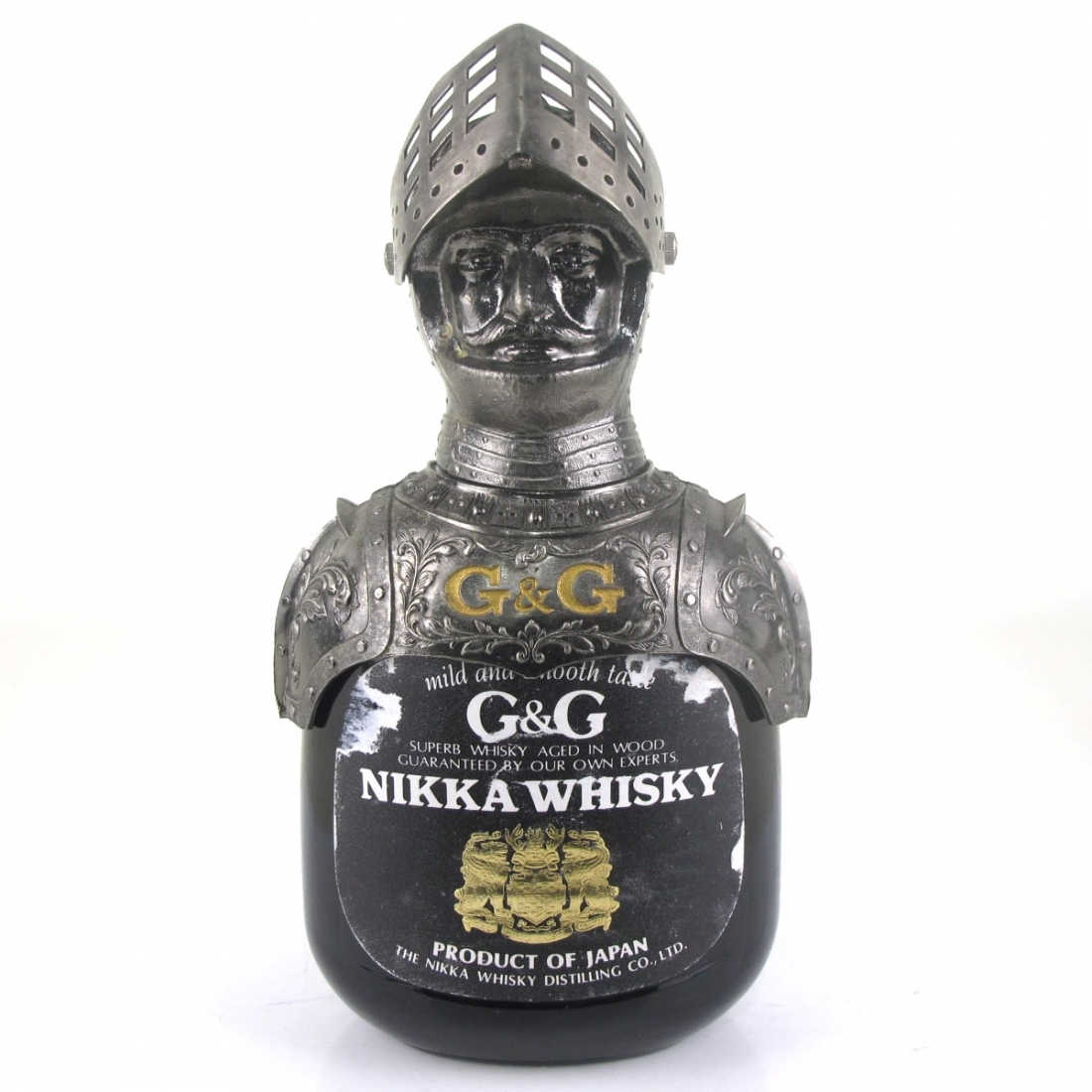 Nikka Gold and Gold Knight