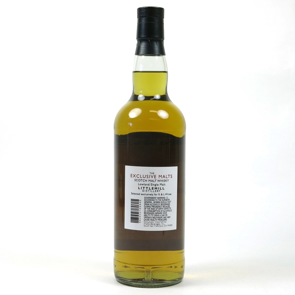 Littlemill 1988 Exclusive Malts 25 Year Old 75cl