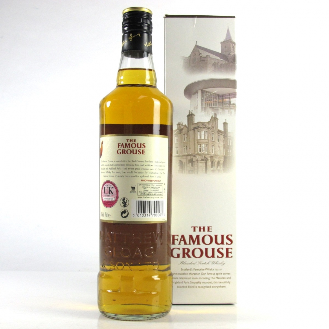 Famous Grouse Perth