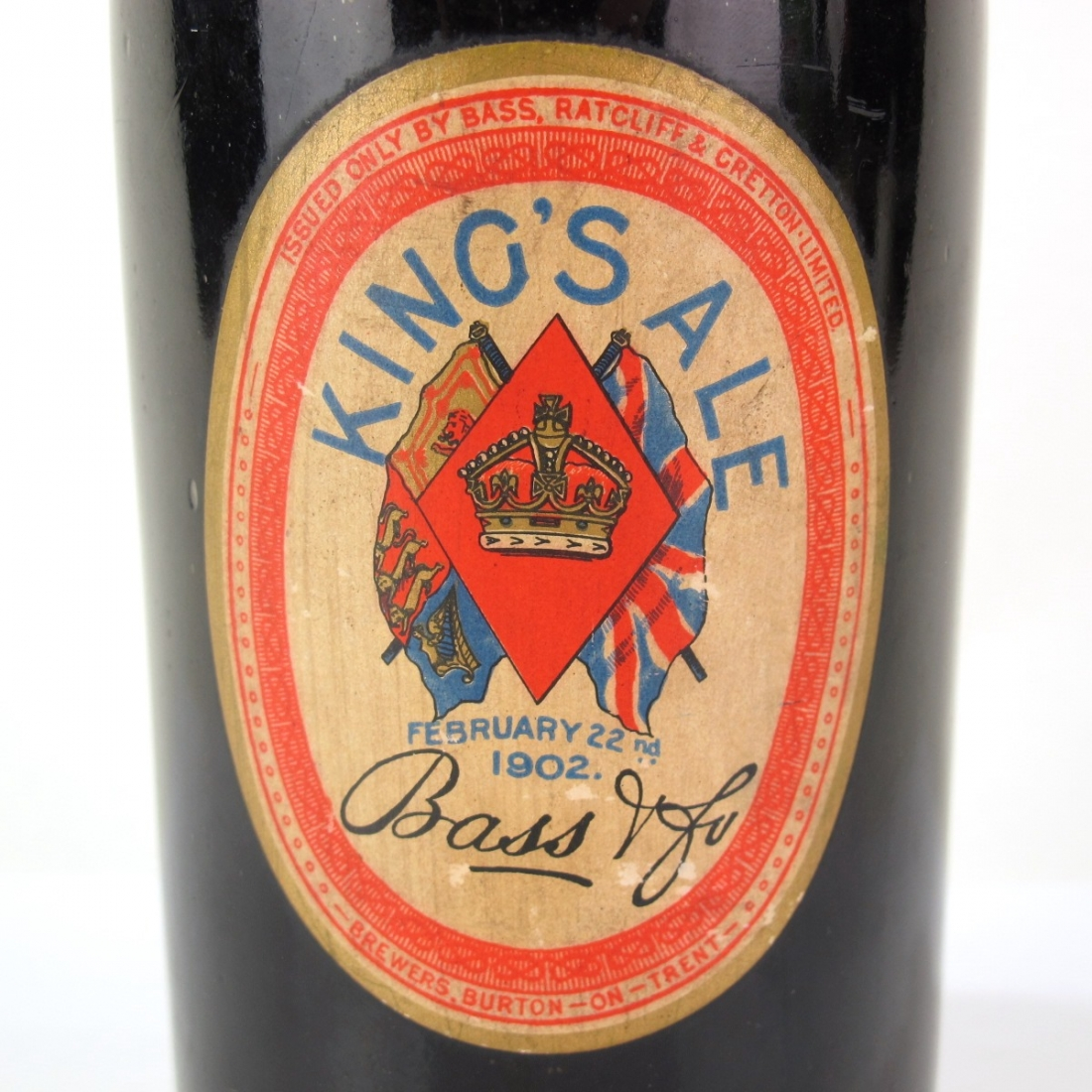 Bass King's Ale 1902