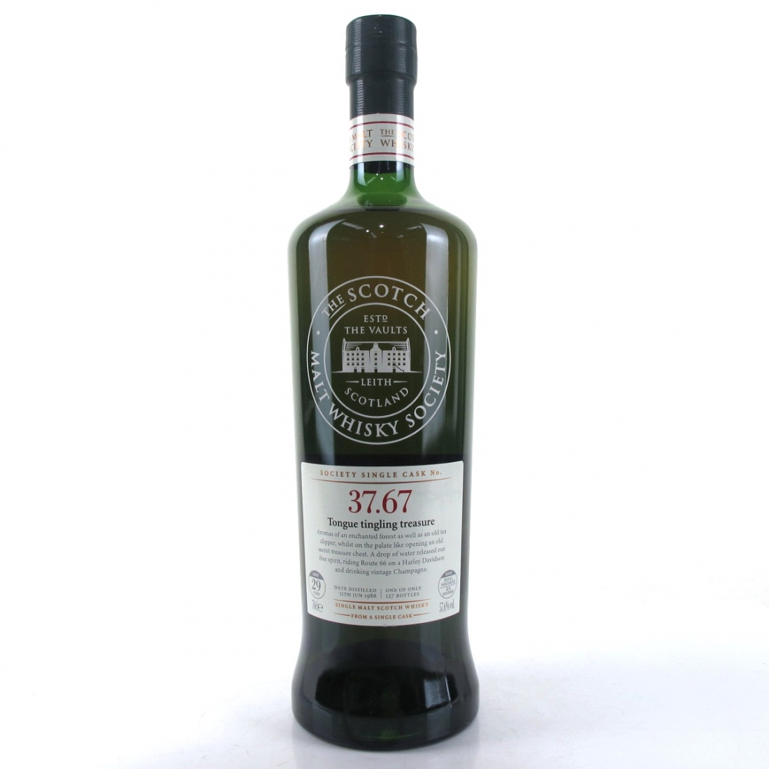 Cragganmore 1986 SMWS 29 Year Old 37.67