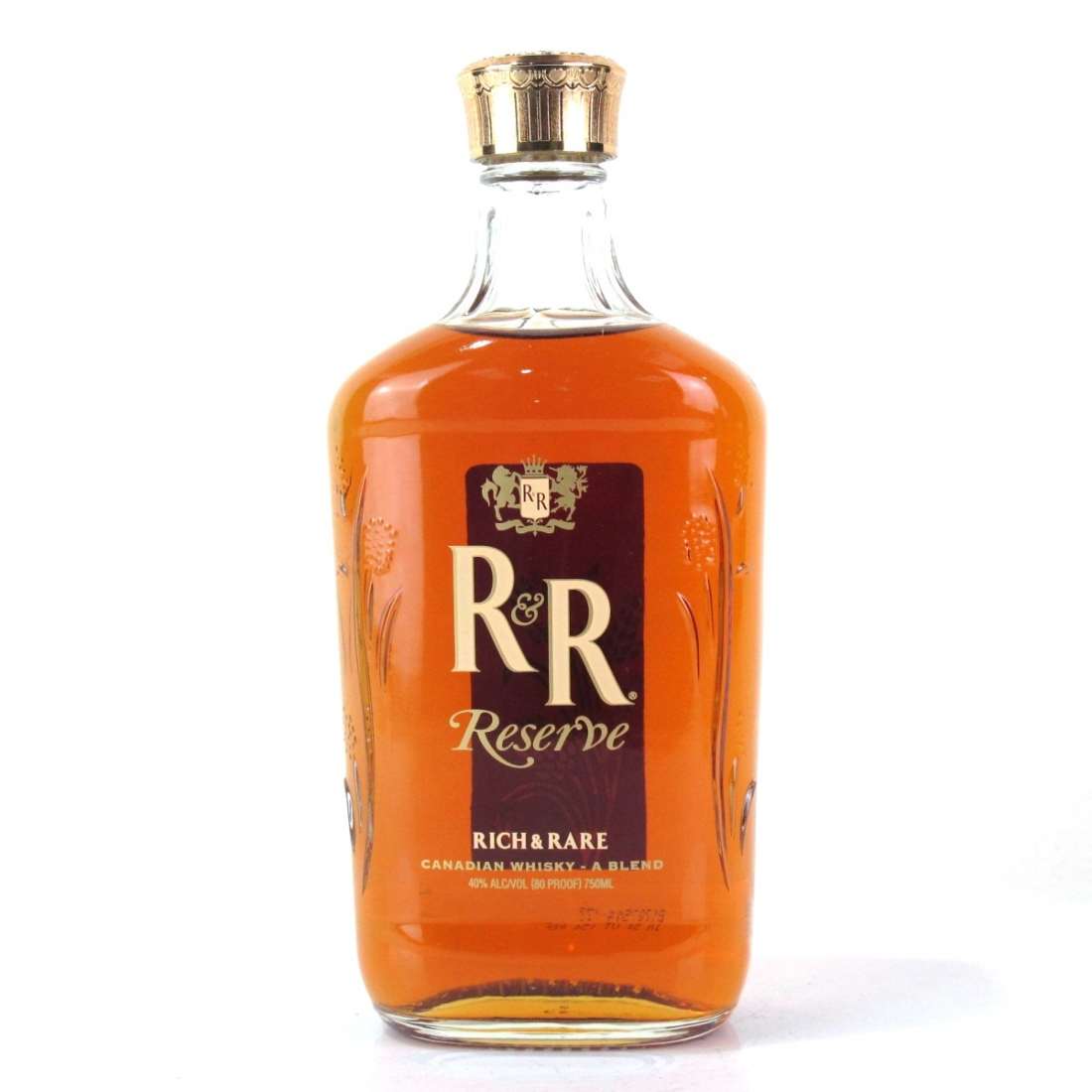 Rich and Rare Reserve Canadian Whisky 75cl / US Import