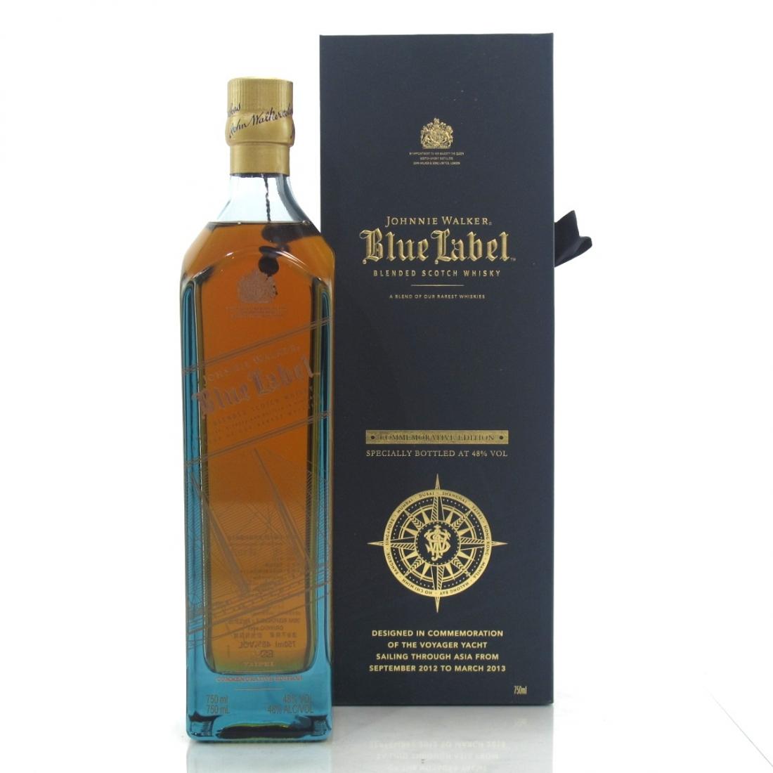 Johnnie Walker Blue Label Voyager Commemoration 48% / Taipei Exclusive