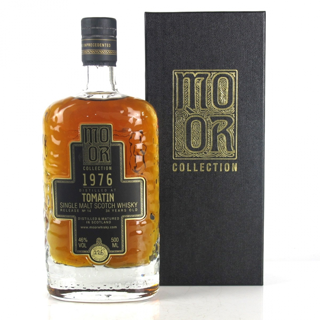Tomatin 1976 Mo'or 34 Year Old 50cl