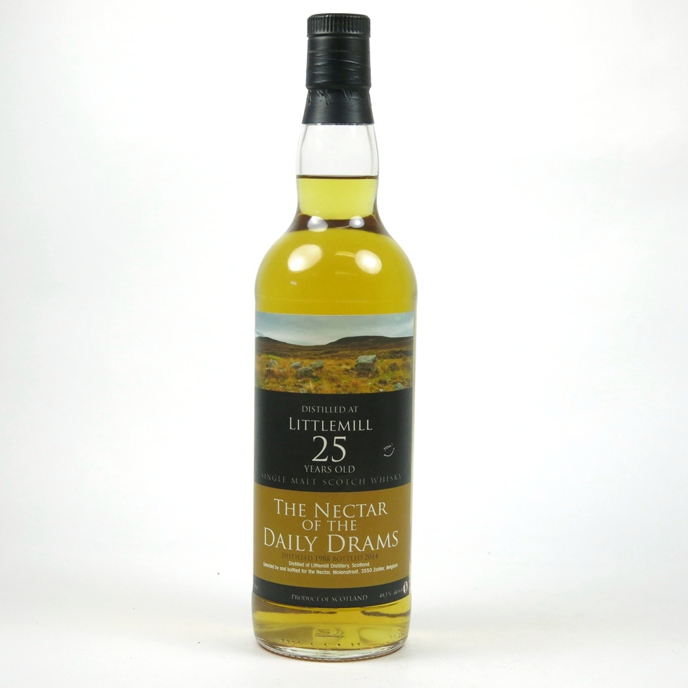 Littlemill 1988 The Nectar of the Daily Drams 25 Year Old