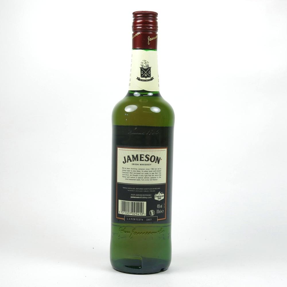 Jameson Caskmates Back