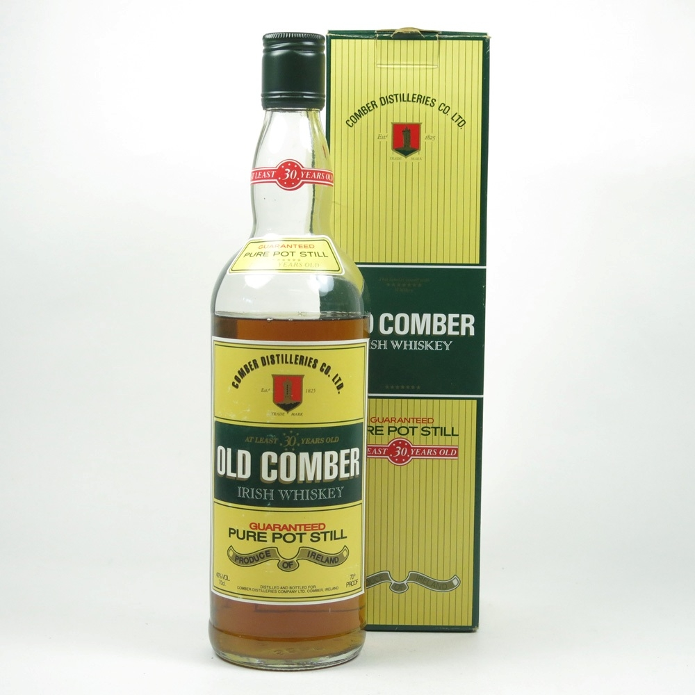 Old Comber 30 Year Old 1980s Front