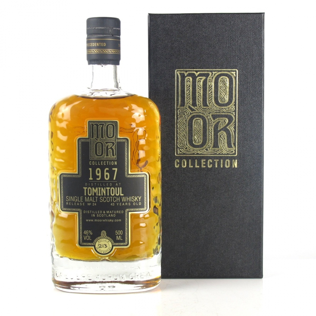 Tomintoul 1967 Mo'Or 43 Year Old 50cl