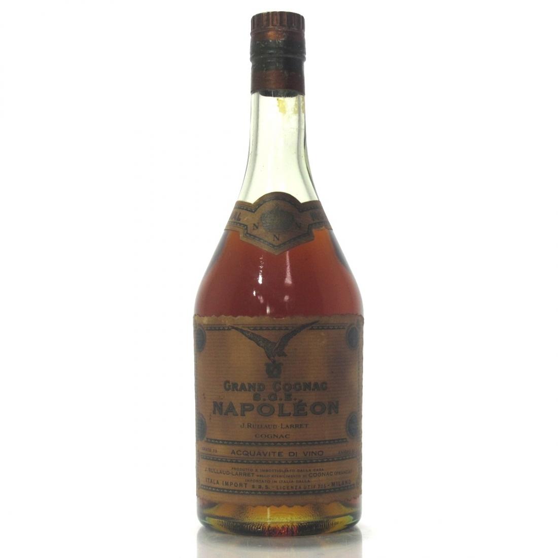 J. Rullaud-Larret Grand Napoleon Cognac