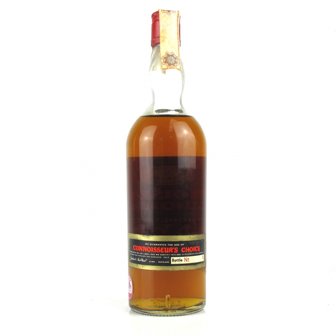 Strathisla 1937 Gordon and MacPhail 34 Year Old / Pinerolo