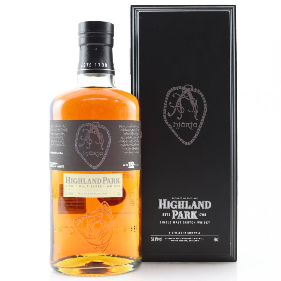 Highland Park Hjarta