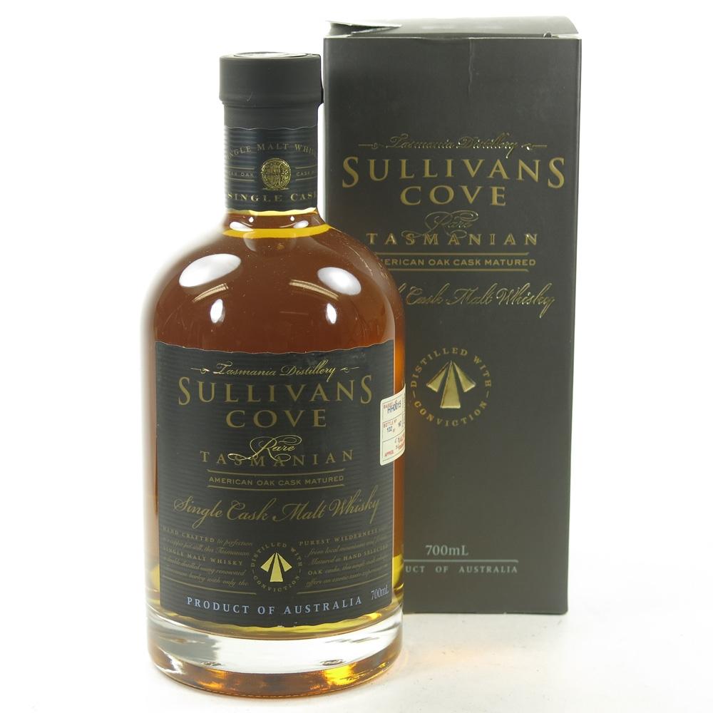 Sullivan's Cove Bourbon Cask Strength Batch HH0015
