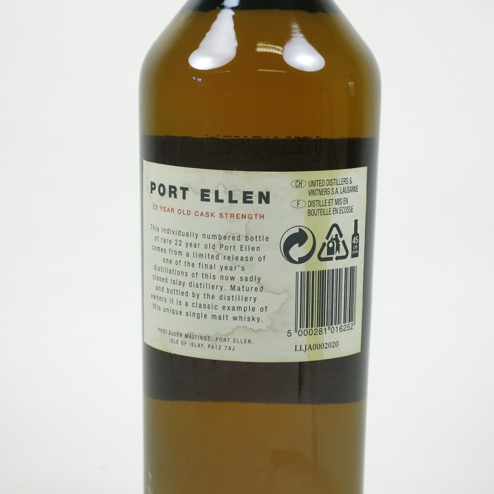 Port Ellen 1979 22 Year Old 1st Release Damage 1