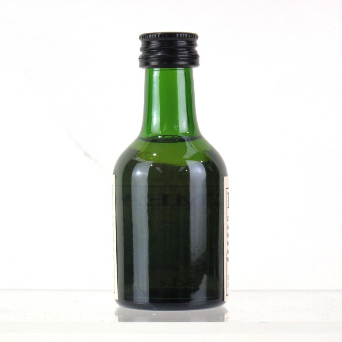 Largiemeanoch / Bowmore Single Islay Malt 20 Year Old Miniature 5cl