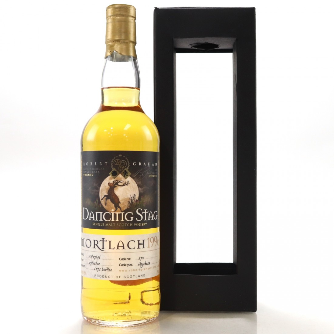 Mortlach 1996 Dancing Stag