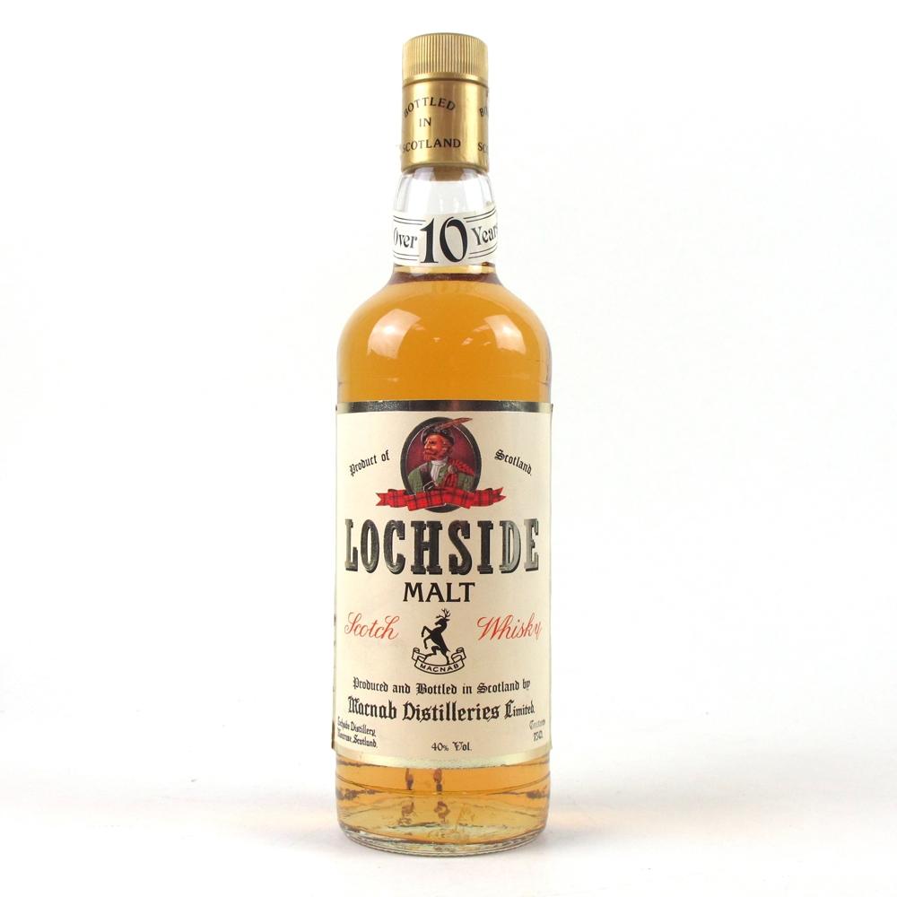 Lochside 10 Year Old 1980s