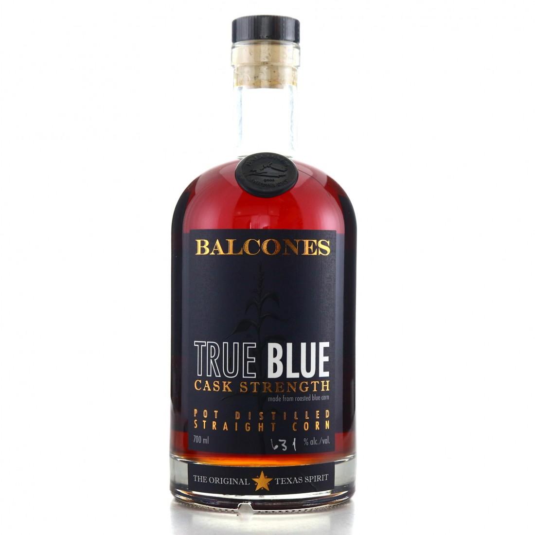 *FEB 2021 Balcones True Blue Cask Strength