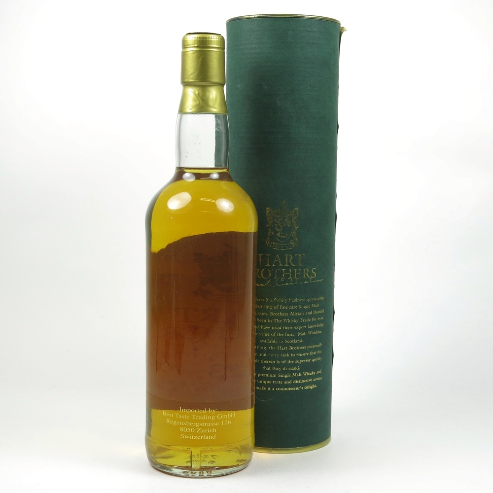 Glenugie 1965 Hart Brothers 23 Year Old Back