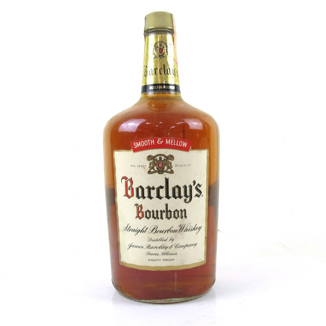 Barclay's Bourbon 1.75 Litres