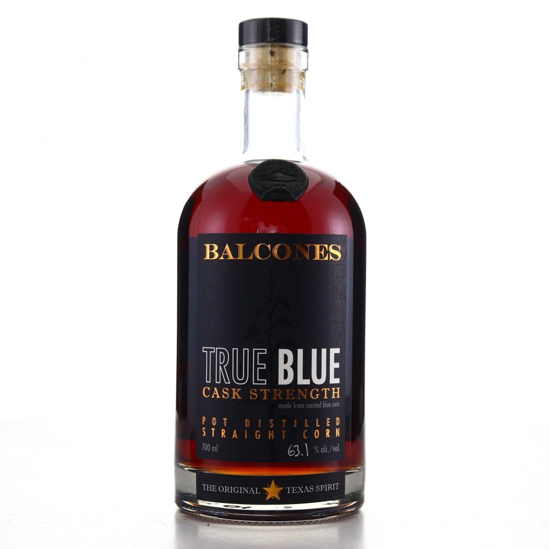 *JAN 2021 Balcones True Blue Cask Strength