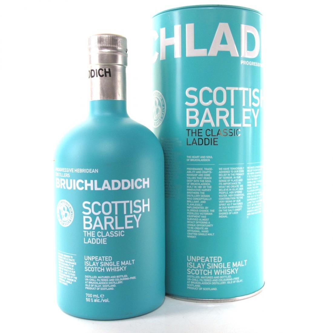 Bruichladdich Classic Laddie / Scottish Barley