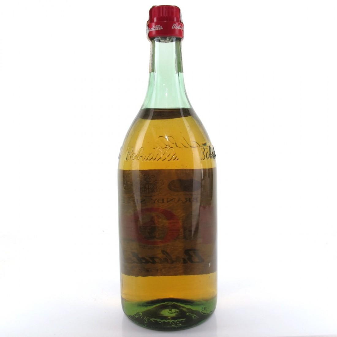 Bobadilla 103 Brandy Selecto 1 Litre 1960/70s