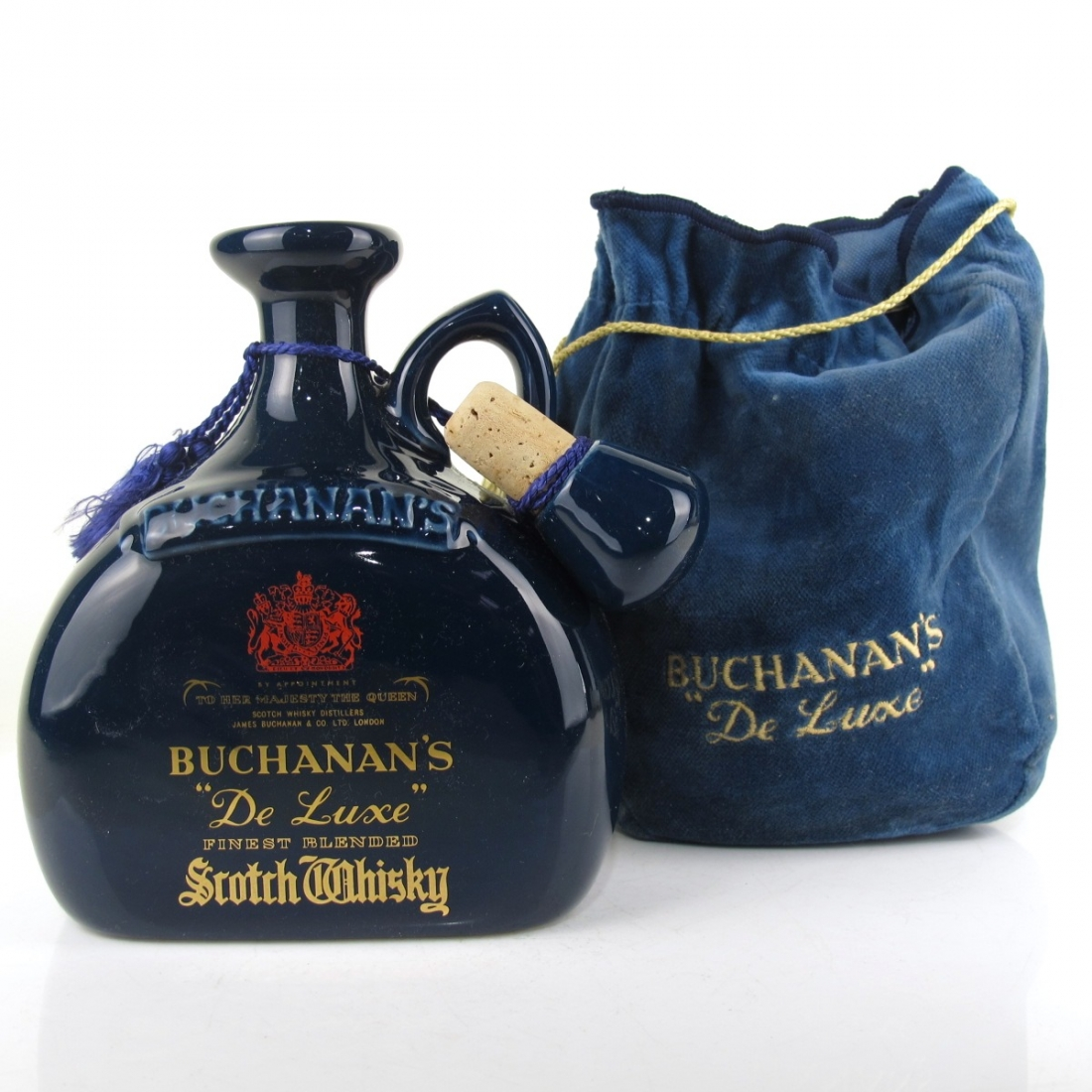 Buchanan's De Luxe Presentation Flagon