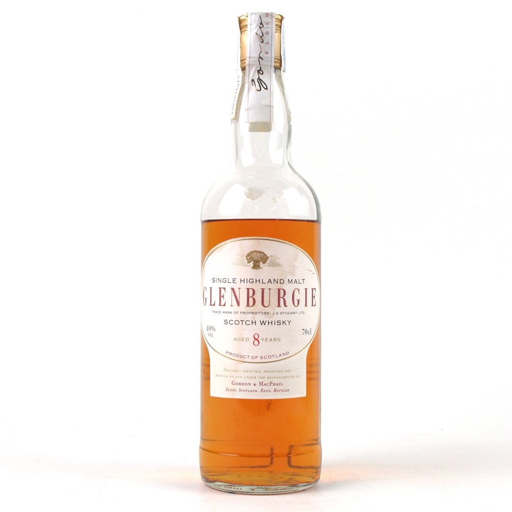 Glenburgie 8 Year Old / Low Fill