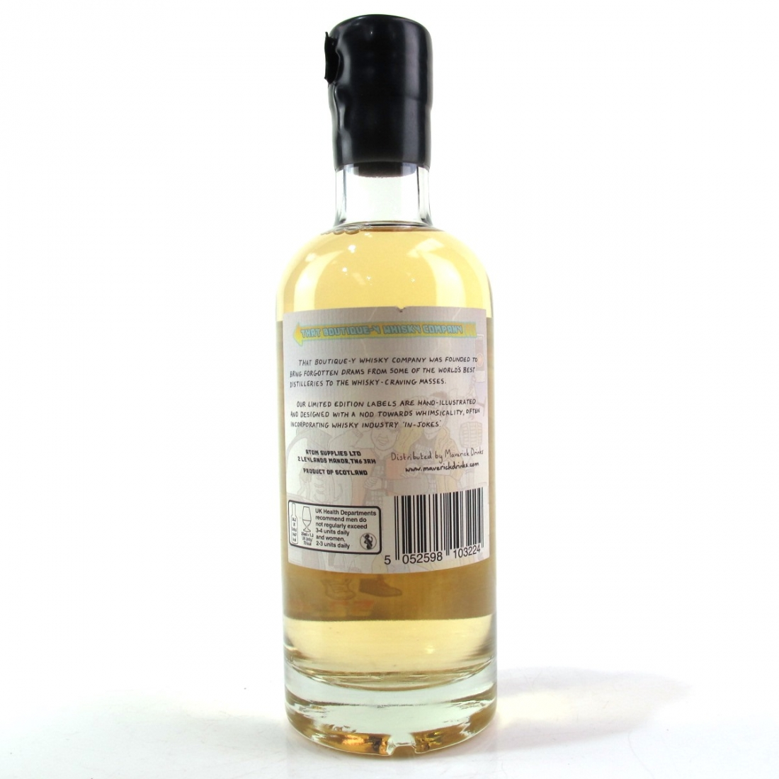 Laphroaig That Boutique-y Whisky Company 12 Year Old Batch #1