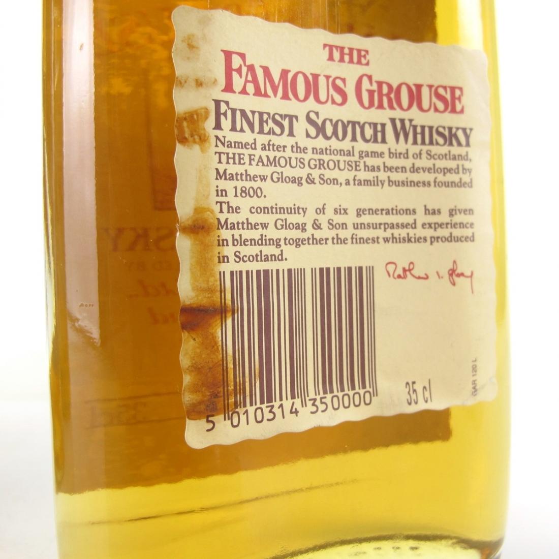 Miscellaneous Scotch Selection x 3