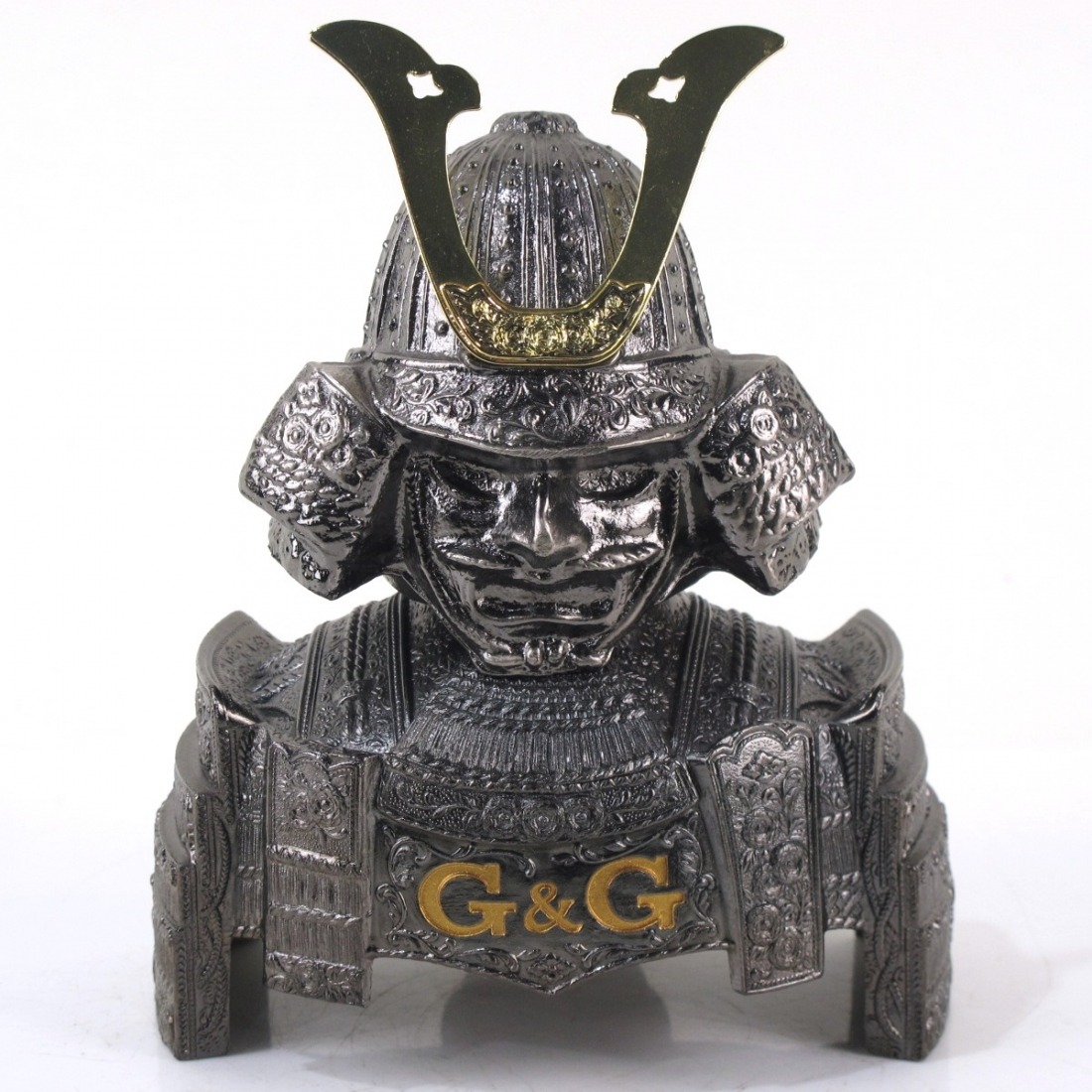 Nikka Gold and Gold Samurai Ornamental Top