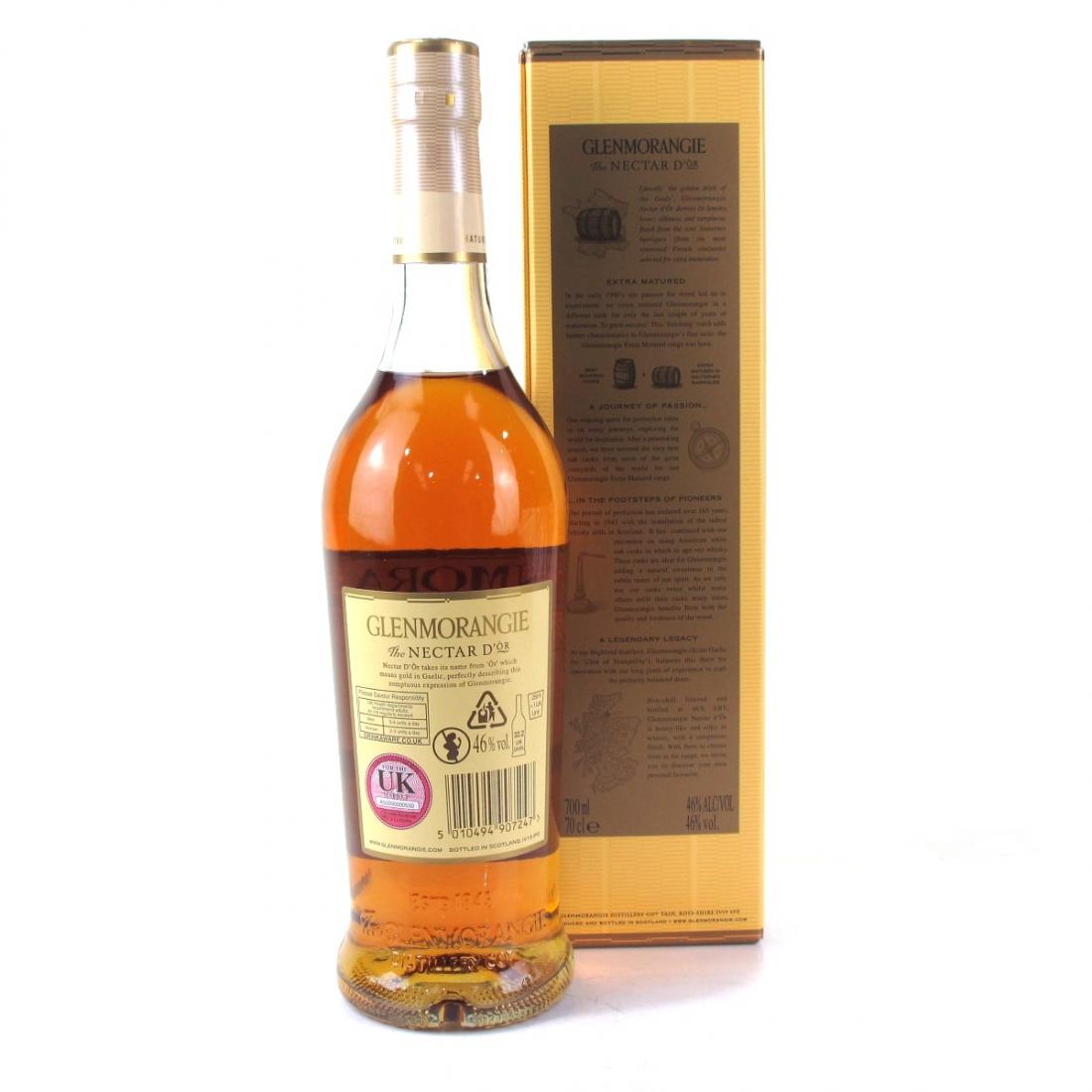 Glenmorangie Nectar D'Or 15 Year Old