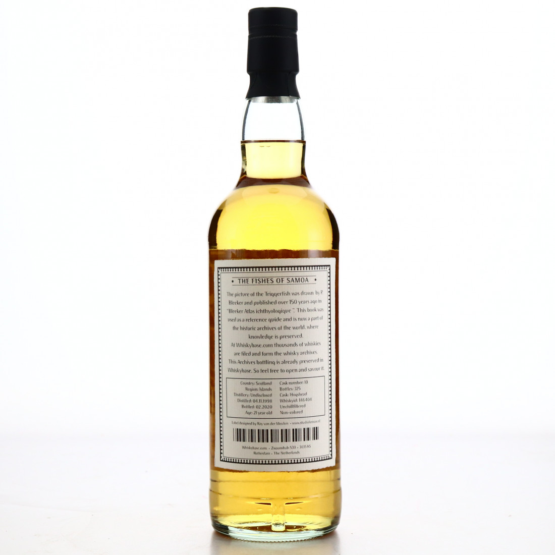 An Orkney Distillery 1998 Archives 21 Year Old
