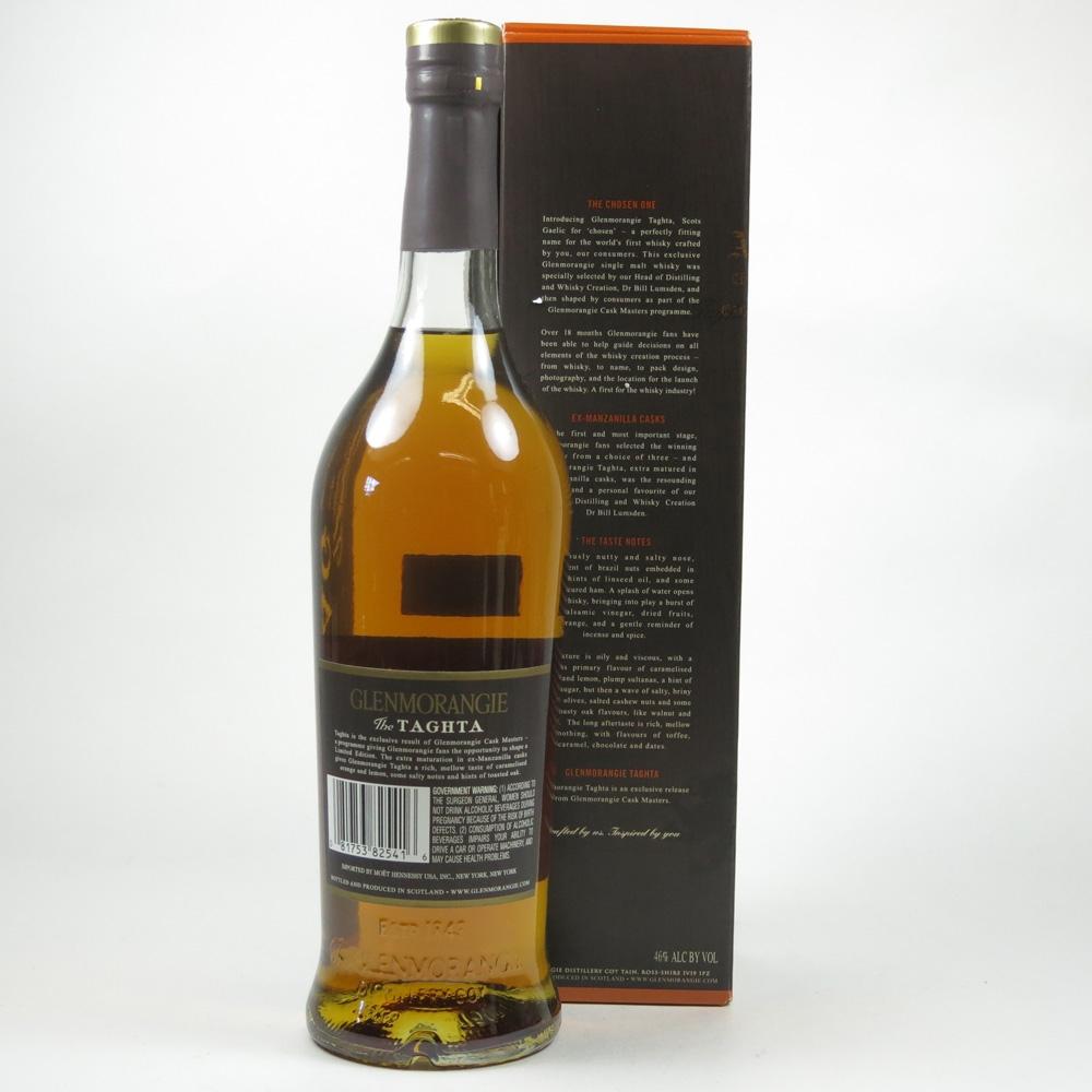 Glenmorangie Taghta (US Import)