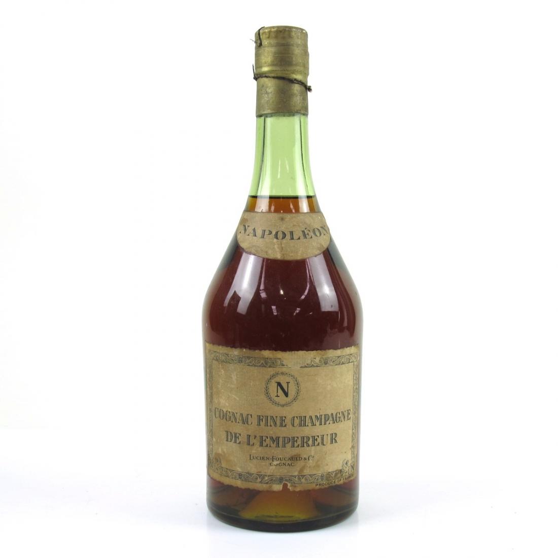Lucien Foucauld Napoleon Cognac